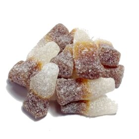 Fizzy cola candy